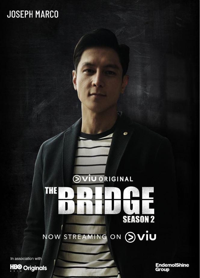 Joseph Marco HBO The Bridge