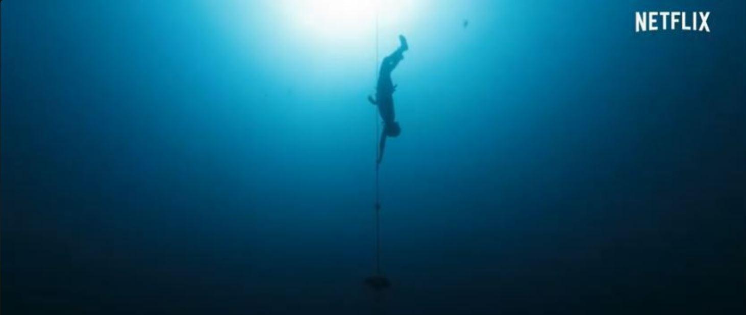 Netlfix Sama Tribe freediving