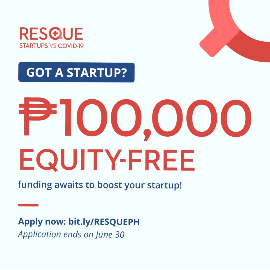 Google-backed Startup competition RESQUE
