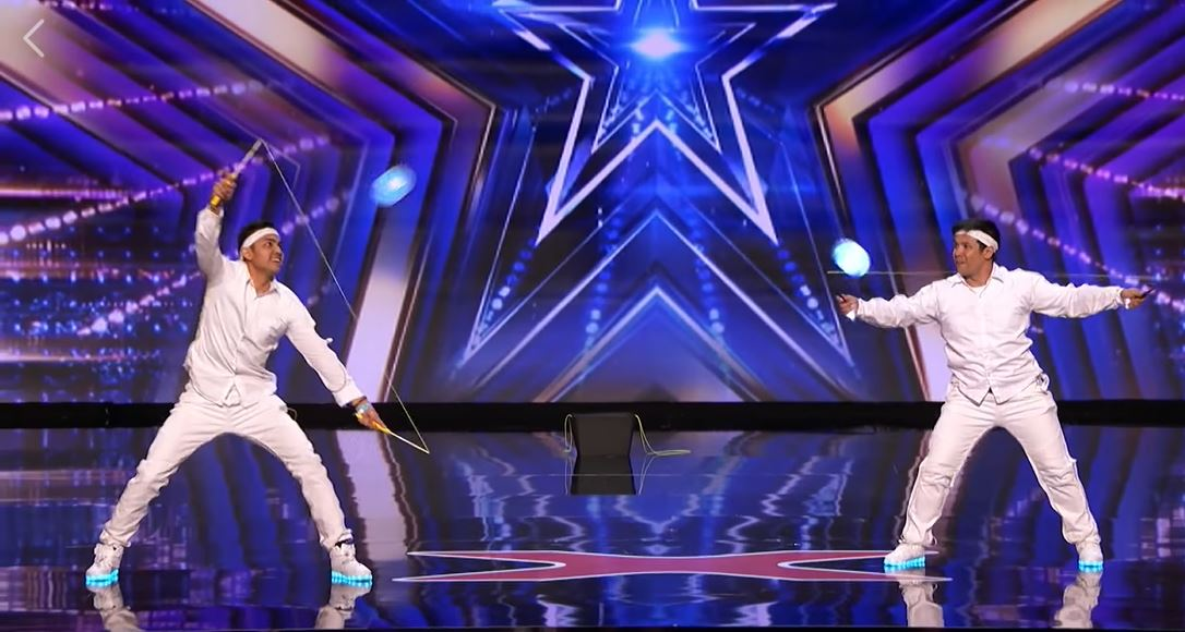 Spyros Bros America's Got Talent