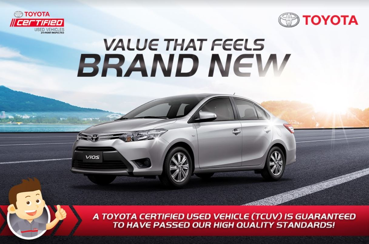 Toyota affordable used cars