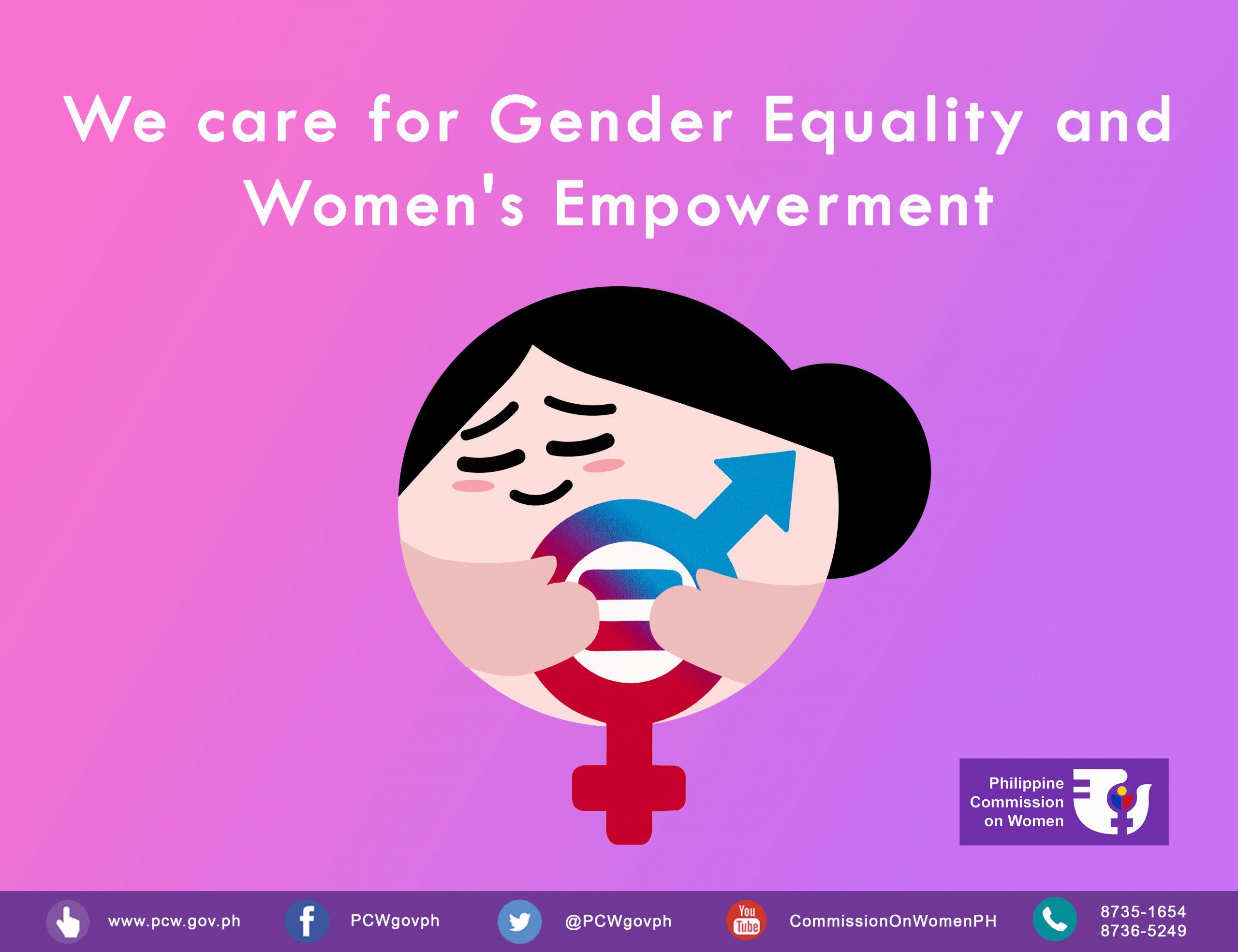 Twitter Philippine women fight gender-based violence
