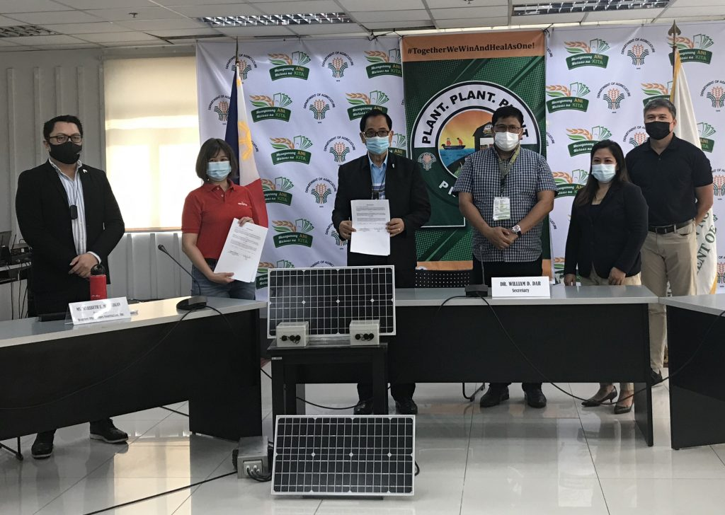 Aboitiz Group donates weather technology assets