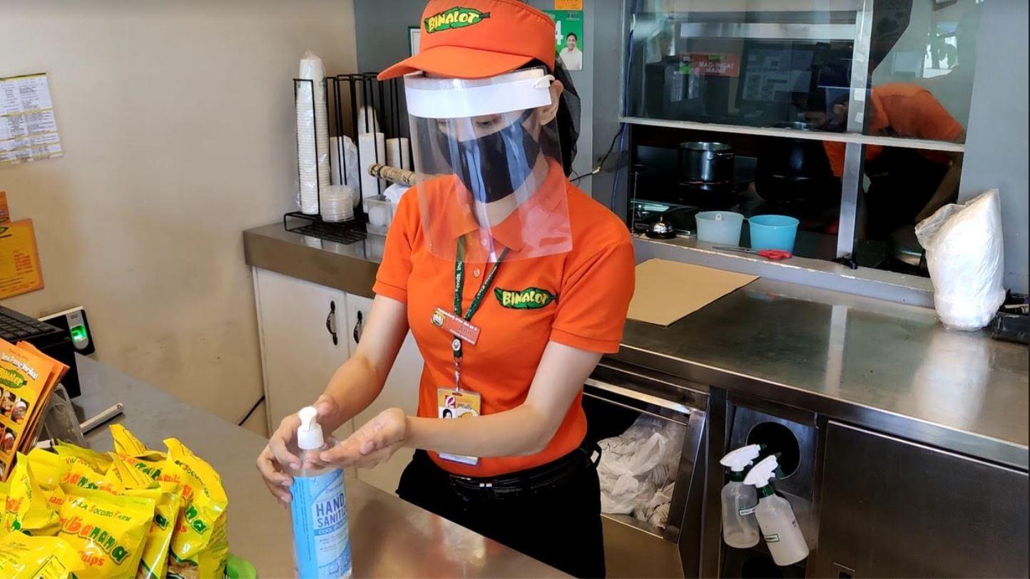 Fast Food Binalot Pinoy Resilience
