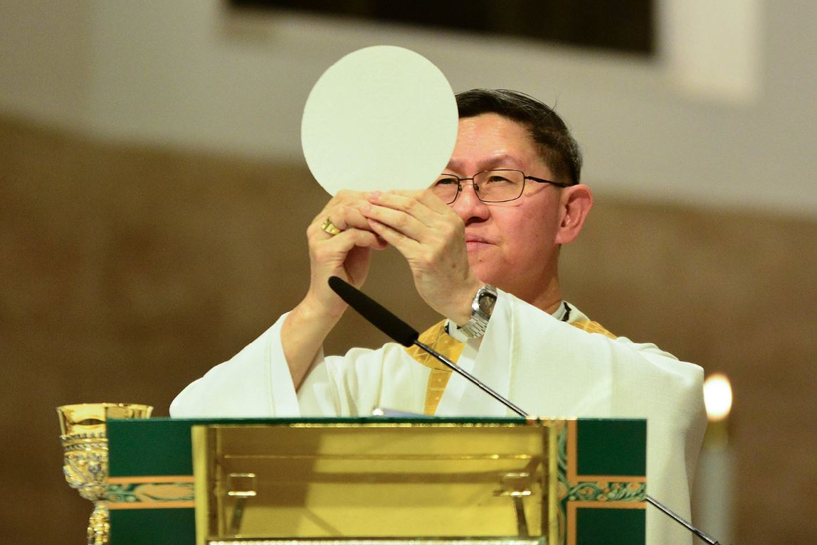 Pope Francis appoints Cardinal Tagle