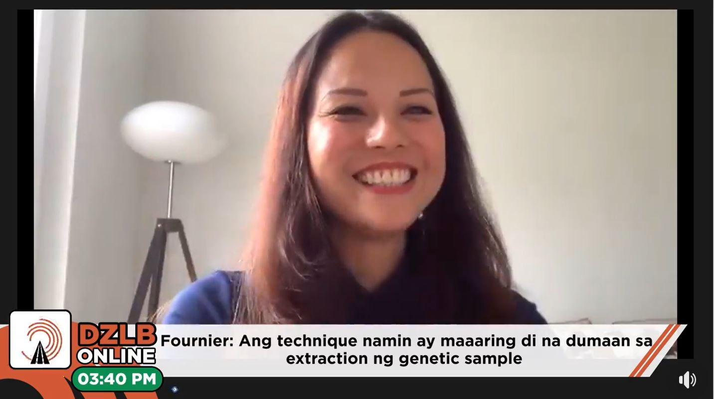 Catharine Aquino-Fournier