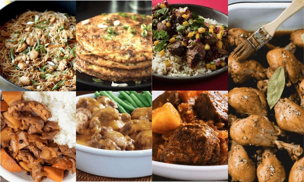 Big 7 Travel Filipino recipes