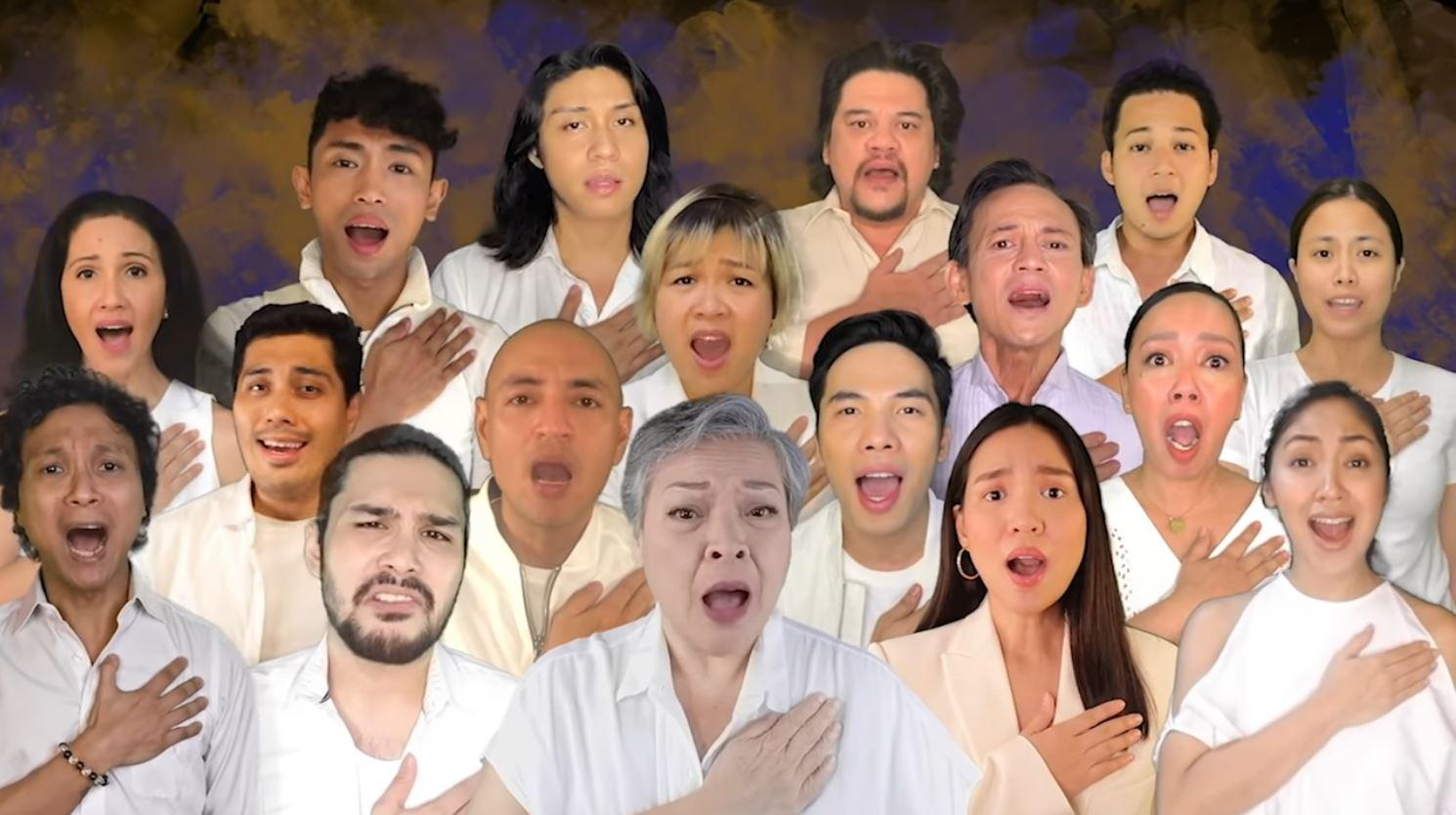 Ang Huling El Bimbo Rak of Aegis unite