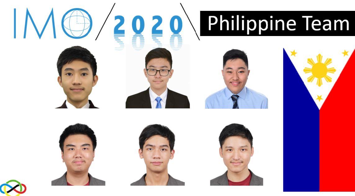 Filipino students Online International Mathematical Olympiad