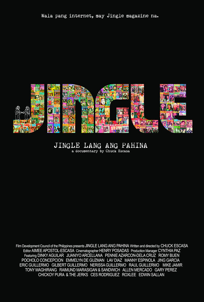Jingle Chordbook Magazine's documentary