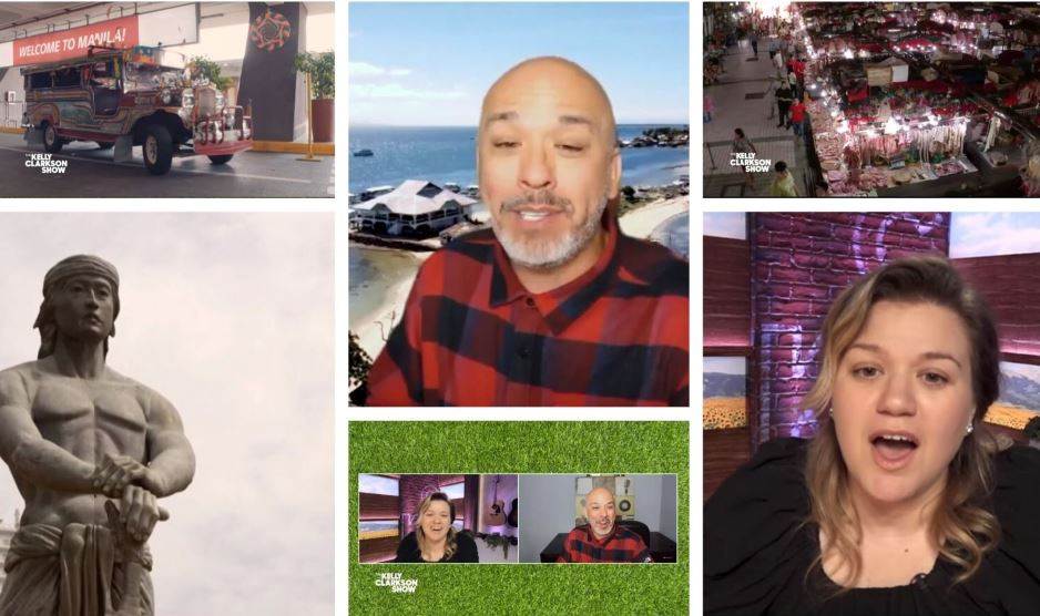 Jo Koy on Kelly Clarkson Show