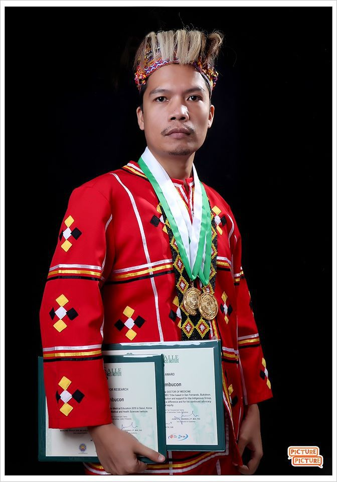 Joeffrey Mambucon Lumad doctor