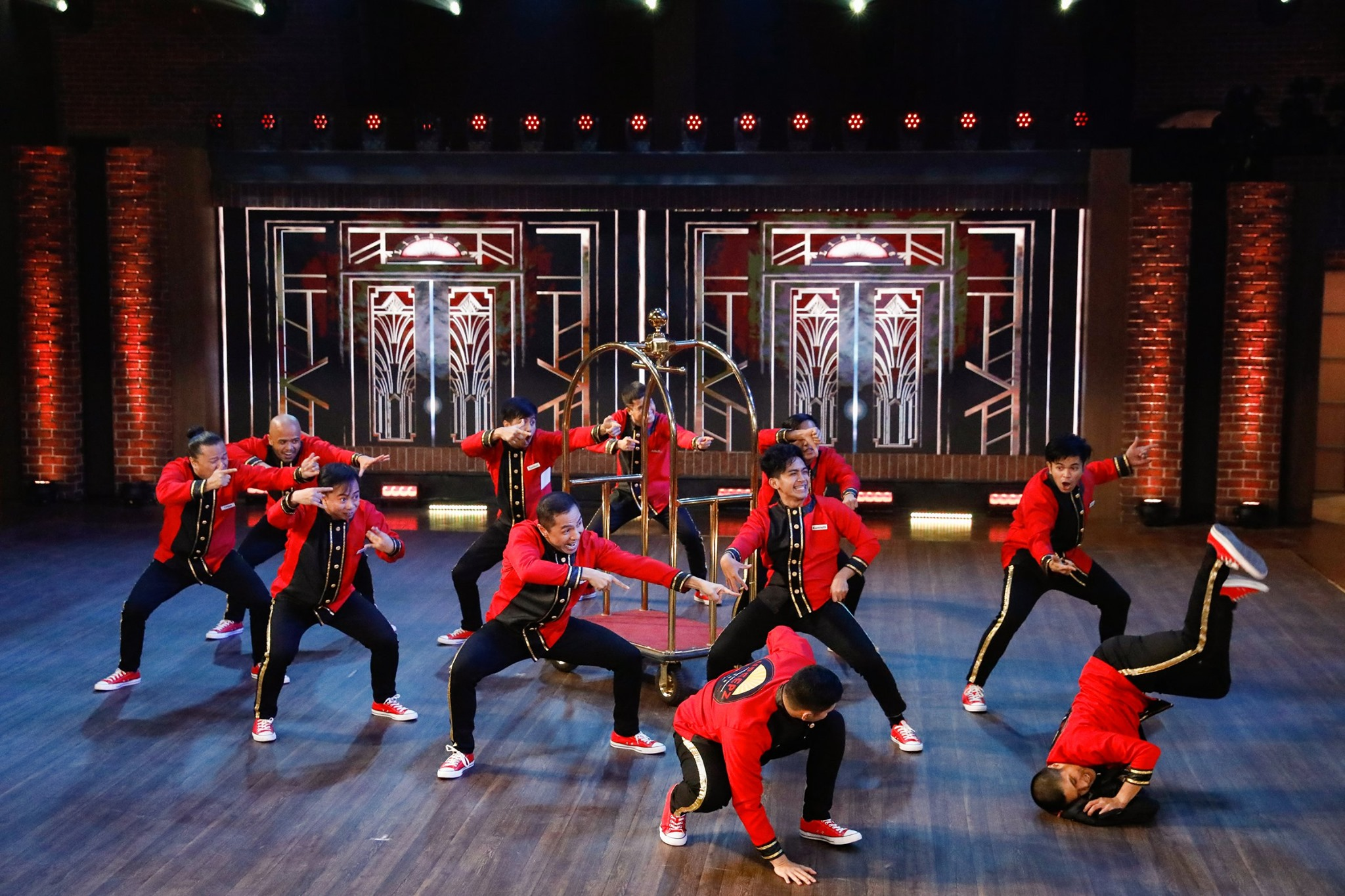 UPeepz wins World of Dance Duels