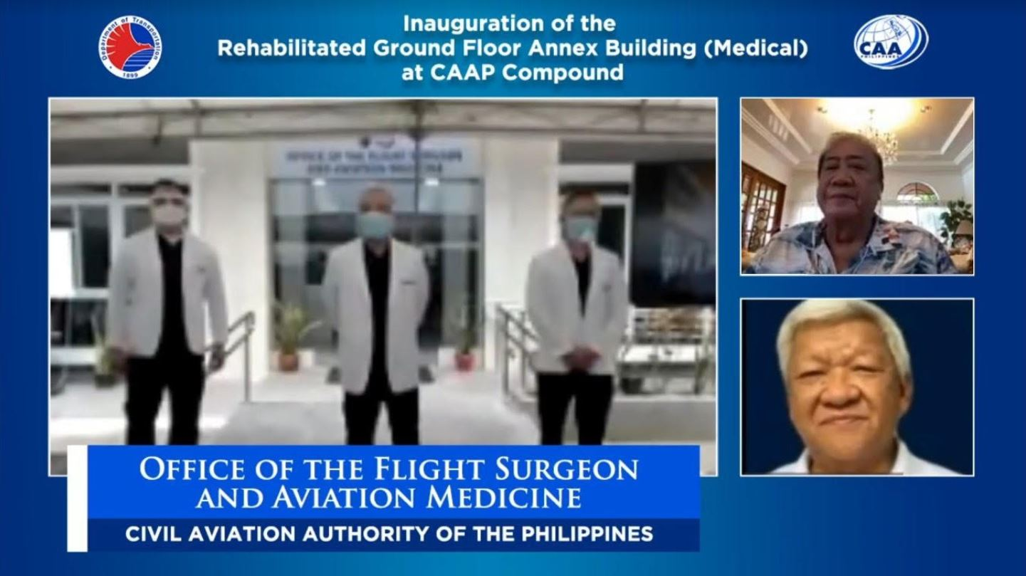 CAAP OFSAM reopens