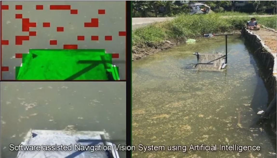 DLSU Manila Aquafeed technology