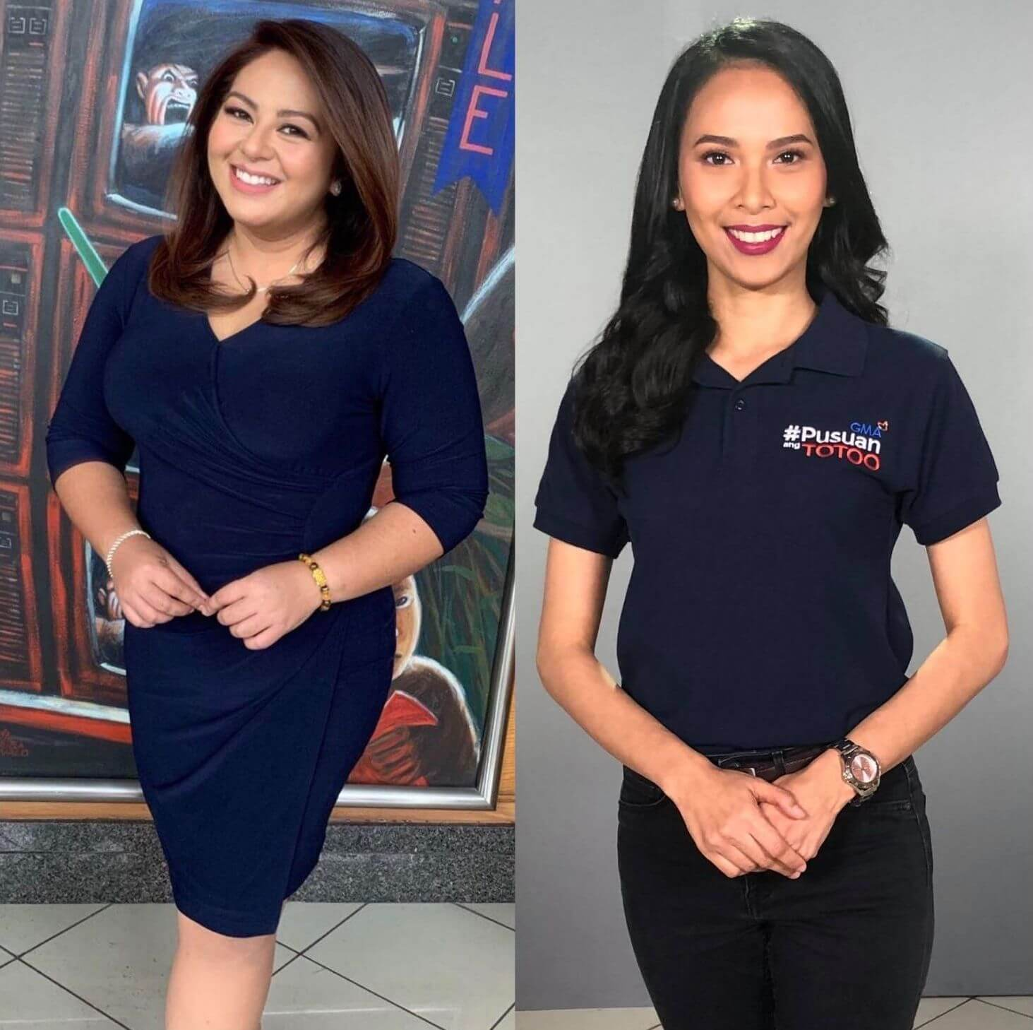 GMA News anchors Light it Forward challenge
