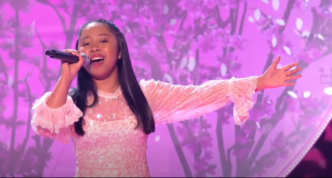Justine Afante The Voice Kids