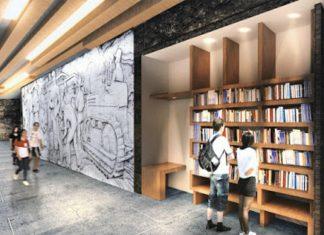 Lagusnilad Underpass books