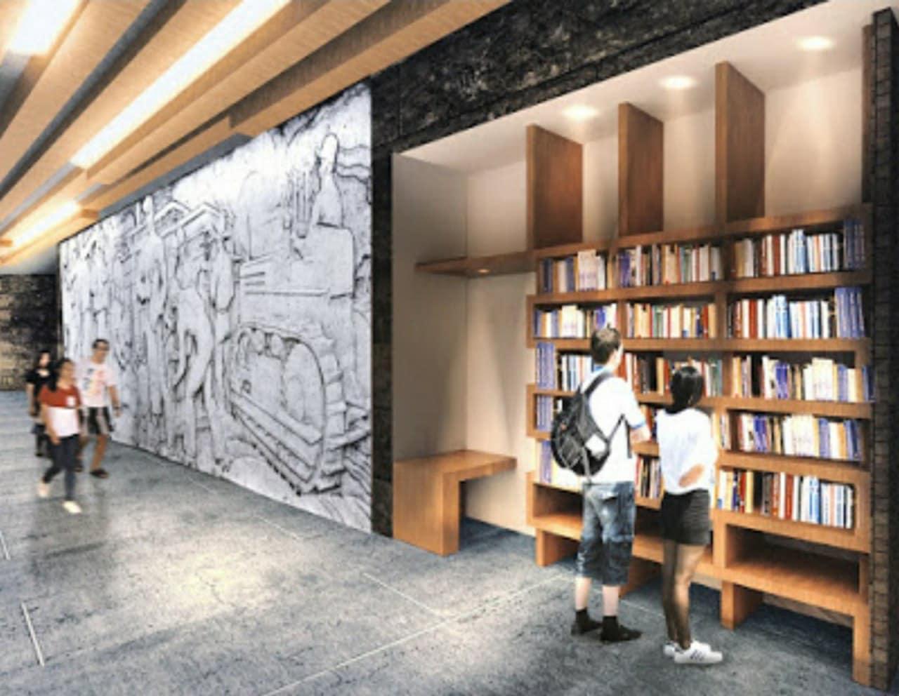 Lagusnilad underground bookstore
