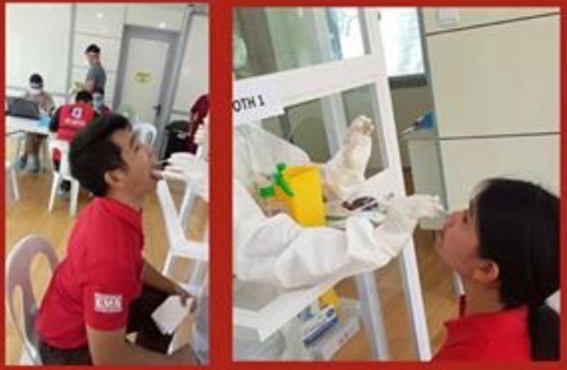 Red Cross Molecular Lab