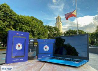Manila Free wifi and gadgets