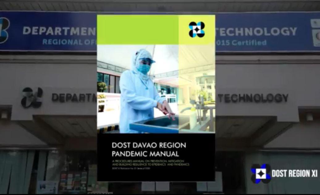 DOST Pandemic Manual