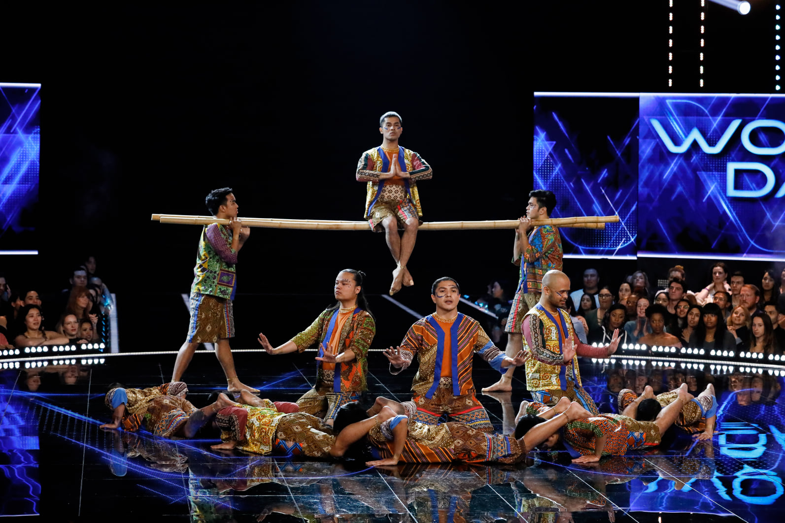 UPeepz Philippine heritage NBC's World of Dance