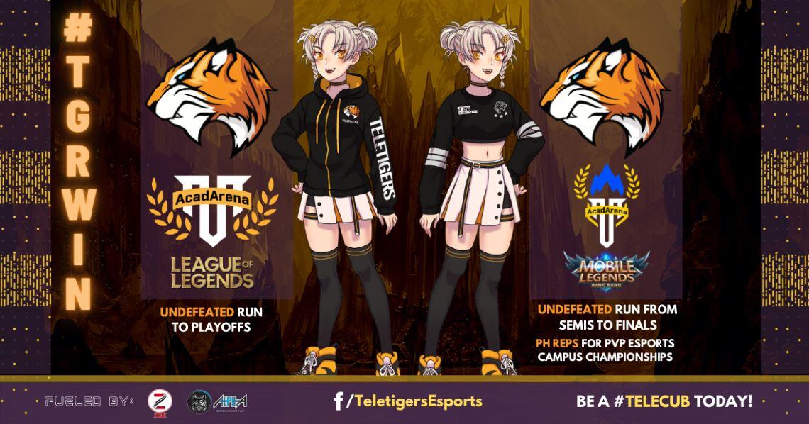 UST TeleTigers Esports