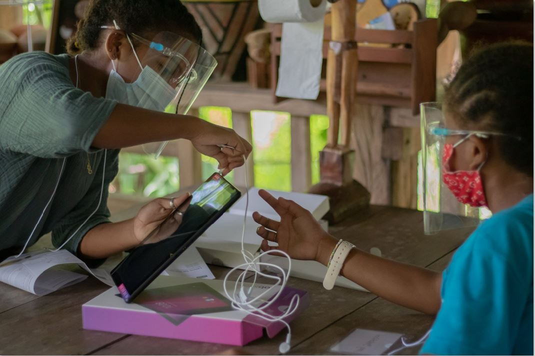 Learning gadgets of Aetas