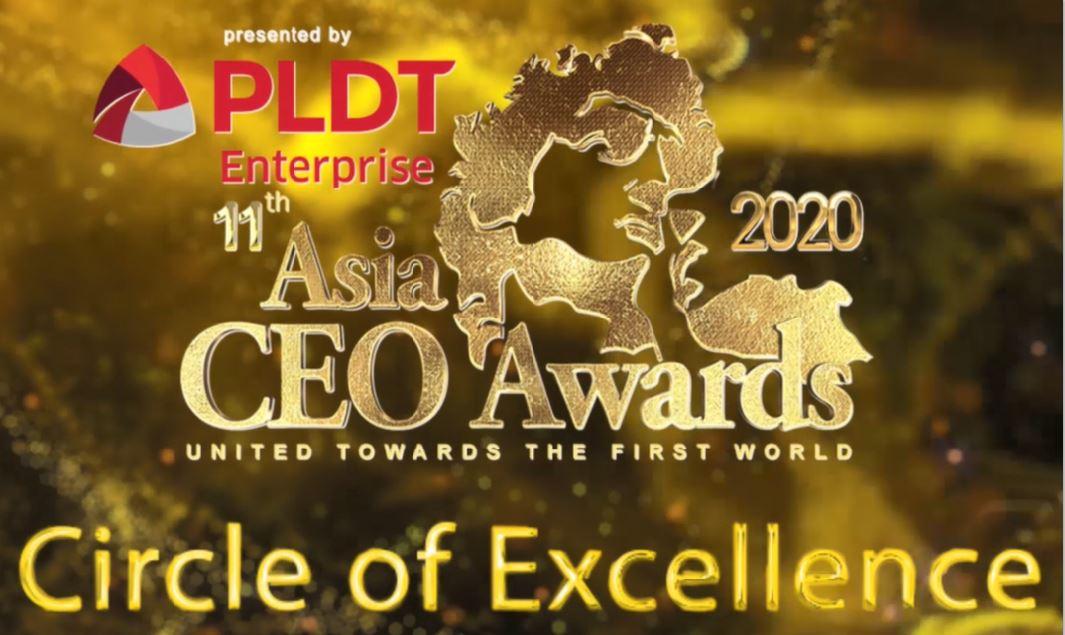 Asia CEO Awards 2020