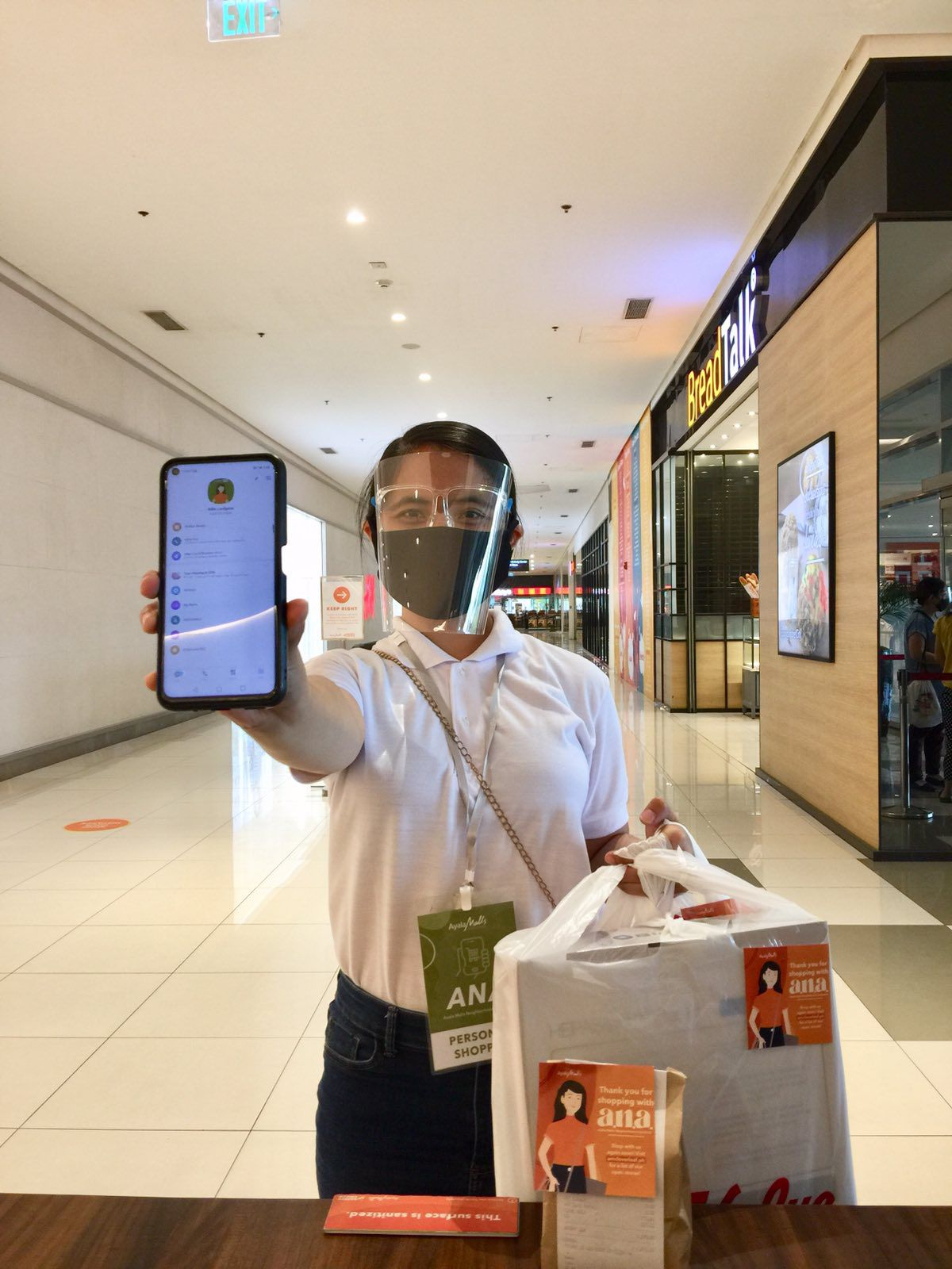 A.N.A.  Ayala Malls