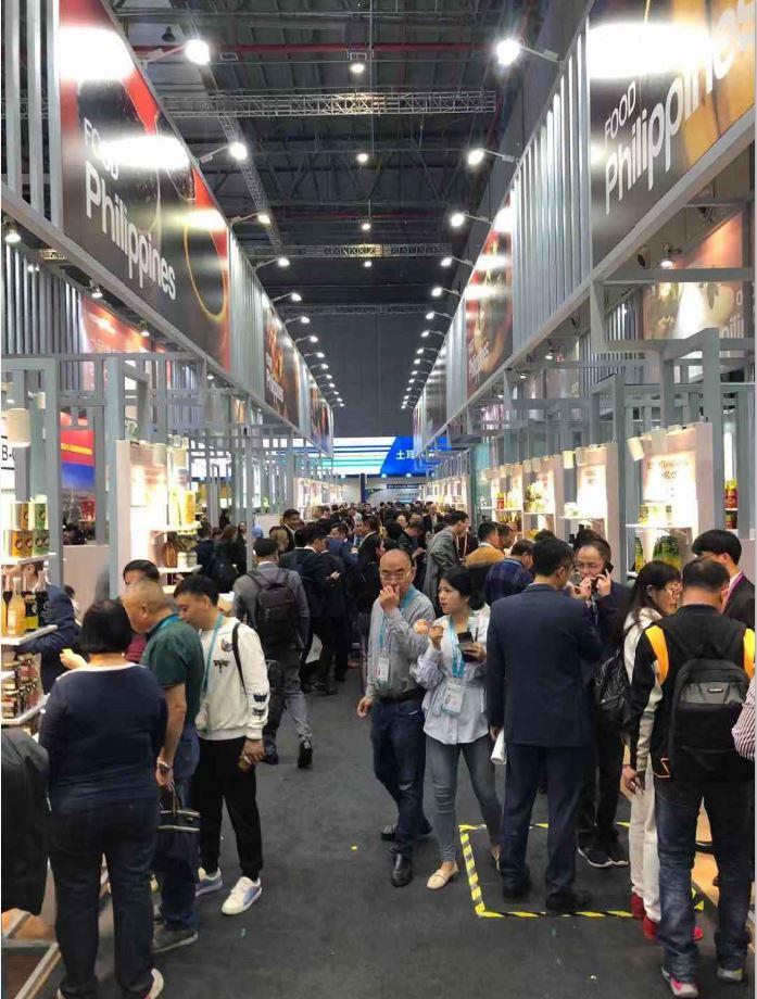 Philippine Food China International Import Expo