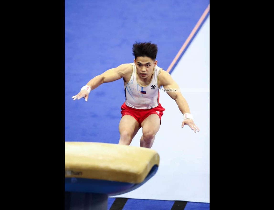 Carlos Yulo 53rd All-Japan Seniors Gymnastics Championships