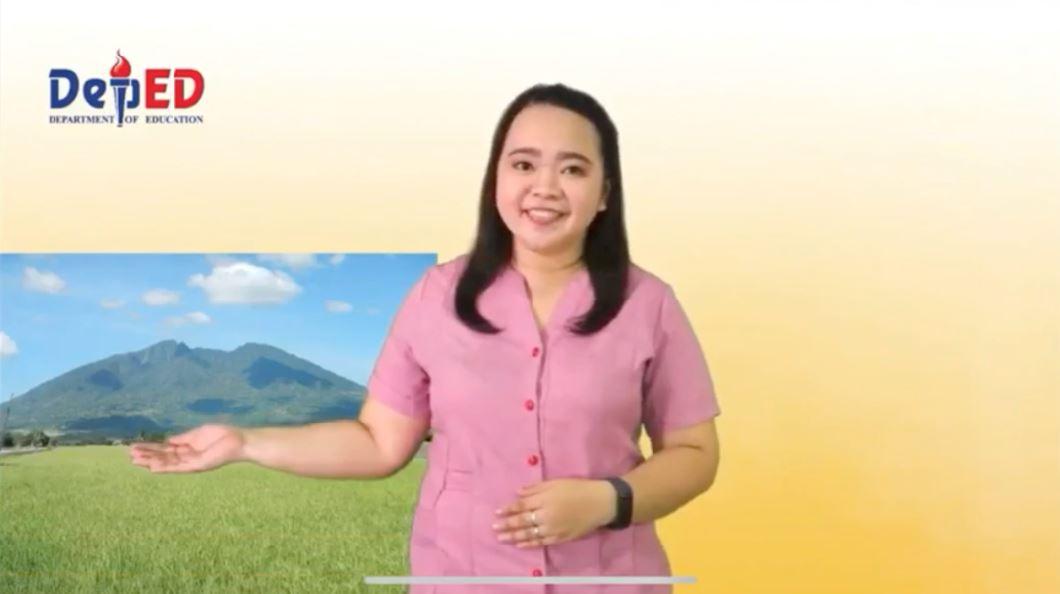 Educational TV episodes Filipino languages