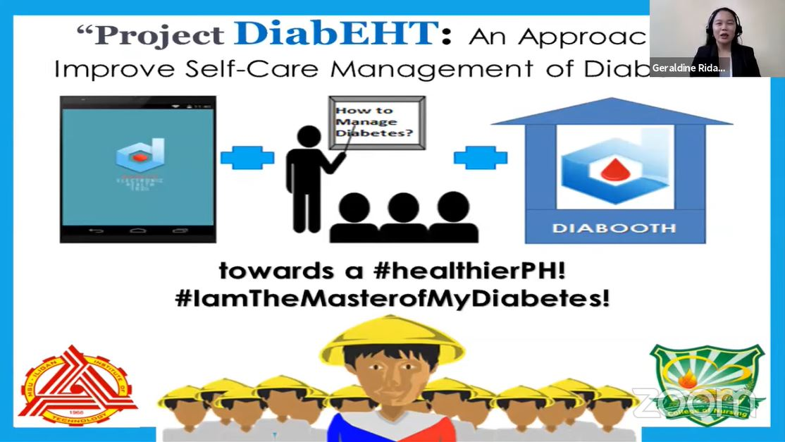 Geraldin Ridad Diabetes Management System