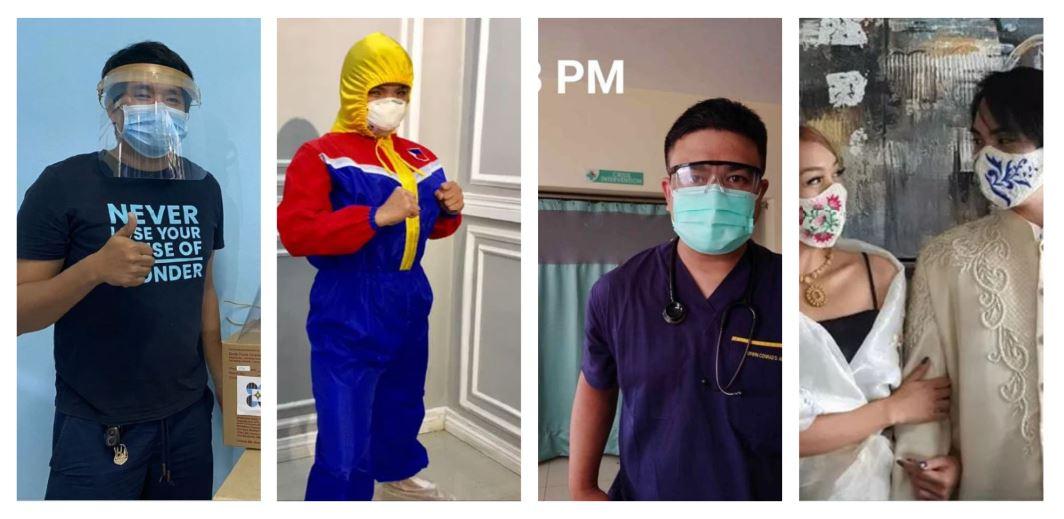 Filipinos World favoring wearing of Face Masks
