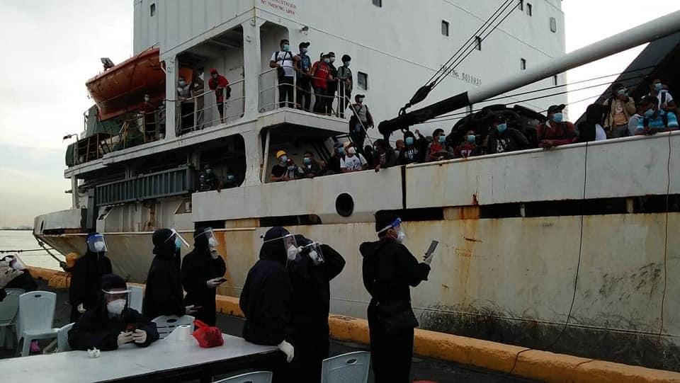 Filipino seafarers' record books extended