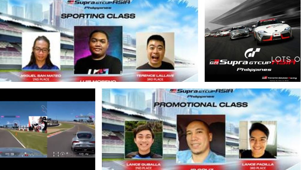 GR Supra GT Cup Asia Philippines