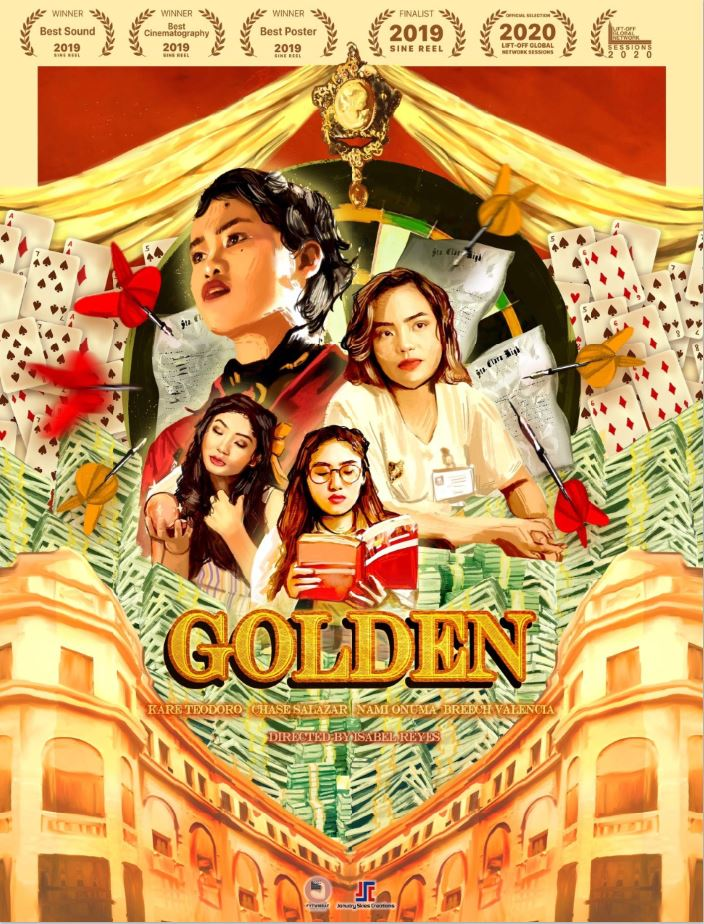 UST Student Film Golden