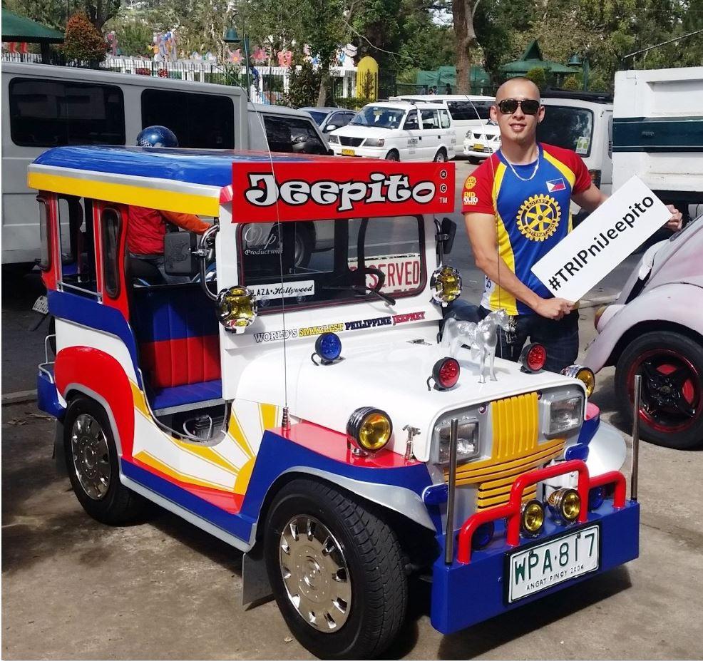 Baguio City Jeepito