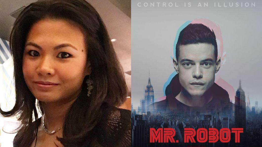 Roxanne Paredes Mr. Robot