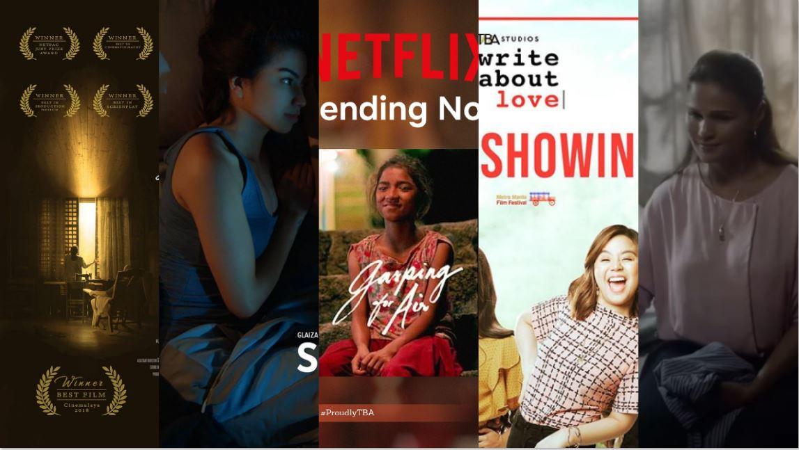 NETFLIX Pinoy films
