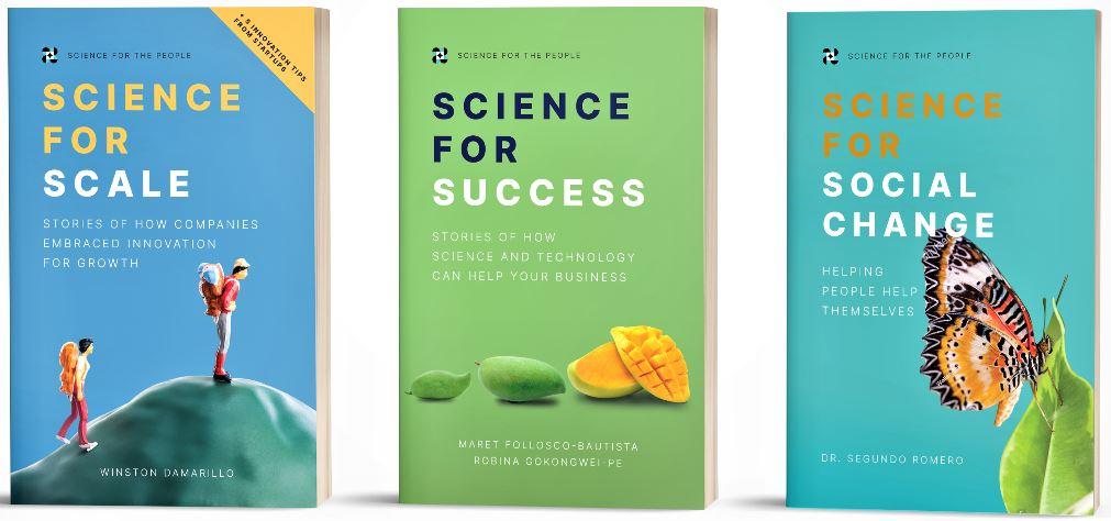 Filipinnovation success stories books