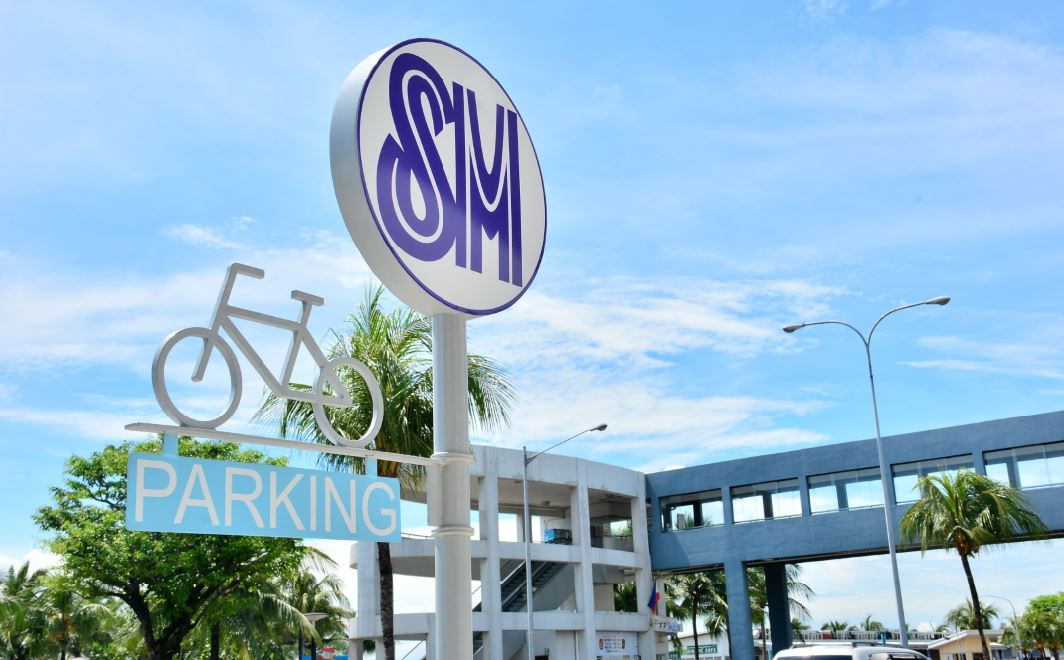 Philippines Bike-friendly SM Malls