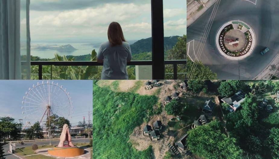 Tagaytay City good model tourism