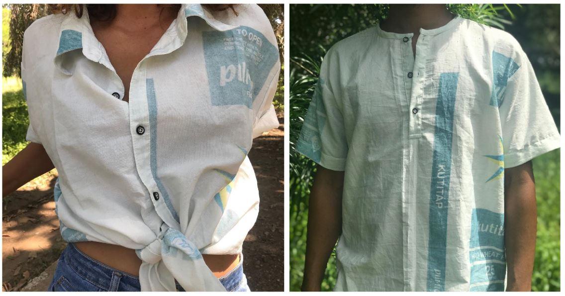AraPilak Flour Sack Clothes