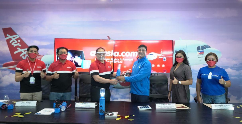 Liter of Light S&P Global AirAsia PHilippines