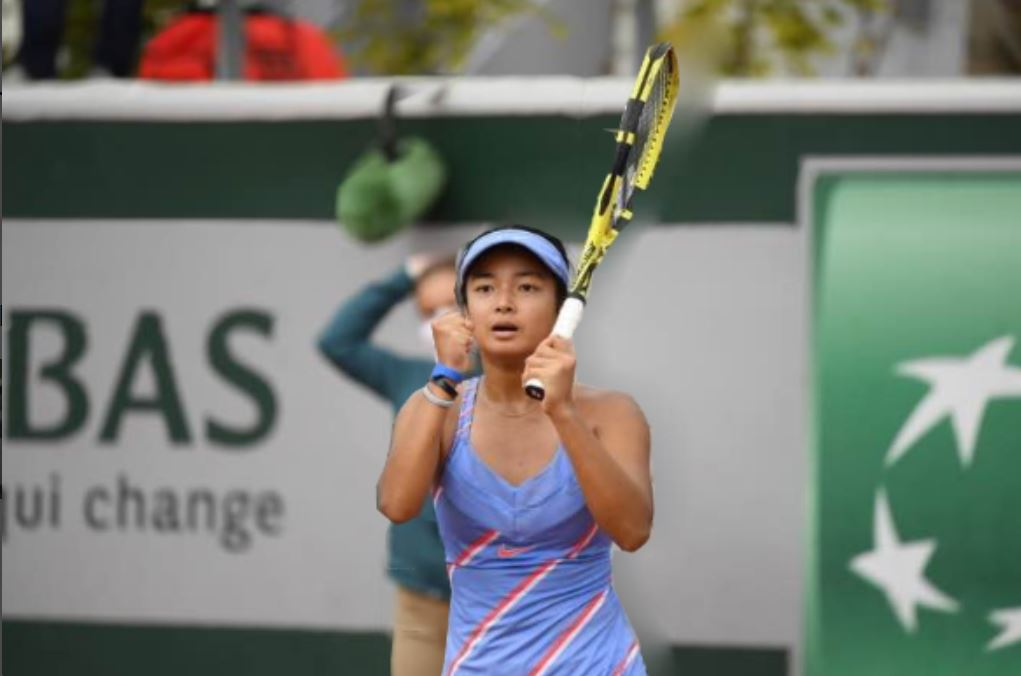 Alex Eala World Juniors tennis circuit