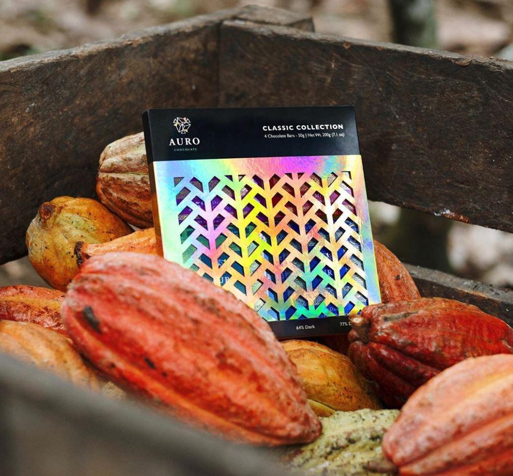 Auro Chocolate Overall Winner