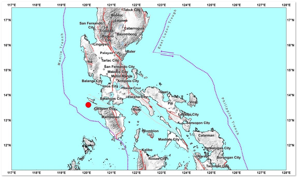 Guide for Strong Earthquakes